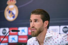 Sergio Ramos anuncia que seguirá en el Real Madrid, donde está «muy a gusto»