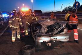 Tres jóvenes de 17 y 18 años fallecen en un accidente de tráfico en Vigo