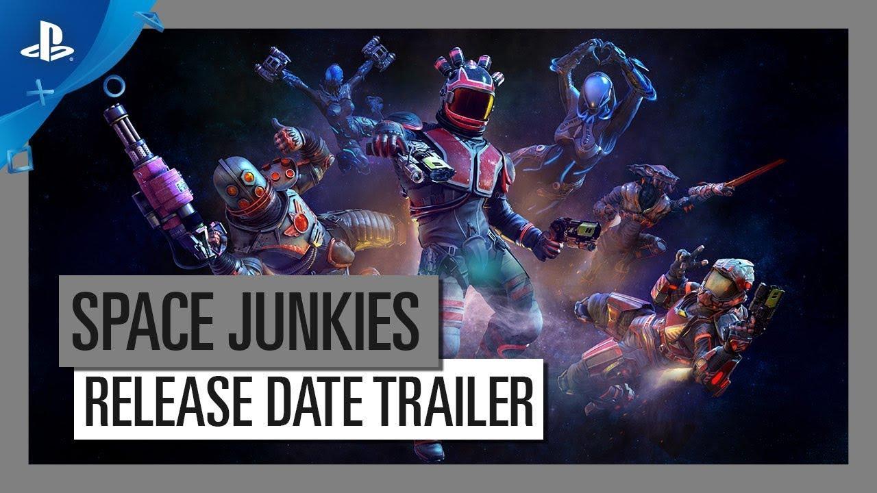 Space Junkies, segunda actualización poslanzamiento