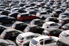 Los coches 'rent a car' tienen que adaptarse a la nueva normativa balear