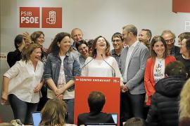 Los partidos esperan una negociación rápida donde el PSIB llevará la iniciativa