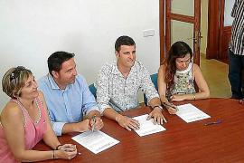 El tripartito volverá a gobernar en Artà para continuar la labor iniciada hace 4 años