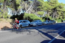 Turisme financiará las barreras del carril bici entre la carretera de Artà y s'Albufera