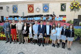 Las Fuerzas Armadas celebran su día en Palma