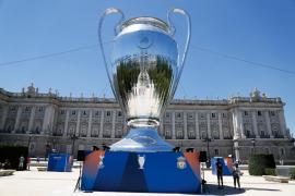 Detenida por vender dos entradas falsas de la Champions por 8.400 euros