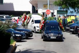 Prisión para los tres narcos detenidos tras la persecución en la que murió un agente