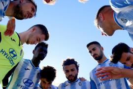 El partido del siglo del Atlético Baleares