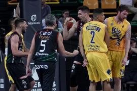 El Iberojet Palma, a un triunfo de la Liga ACB