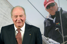 El rey Juan Carlos pone fin a su vida pública