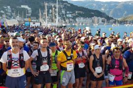 Damian Ramis y Miquel Capo ganan la carrera de montaña Desafío Fuerzas Armadas en Mallorca
