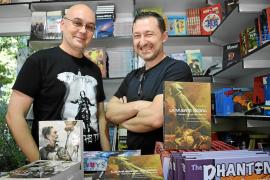 El sello Dolmen y Házael González, en la Feria del Libro de Madrid