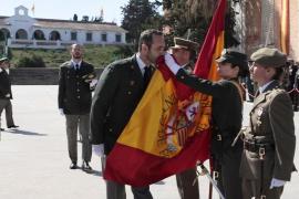 José Ramón Bauzá está «orgulloso de pertenecer al Ejército en el Día de las Fuerzas Armadas»