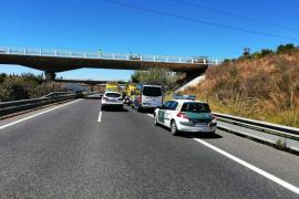 Fallece un paciente del hospital de Inca tras lanzarse a la autopista
