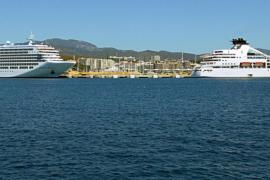 Cruceros muy exclusivos en Palma