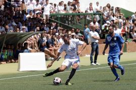 El partido entre la Peña Deportiva y el Tamaraceite, en imágenes (Fotos: Daniel Espinosa).