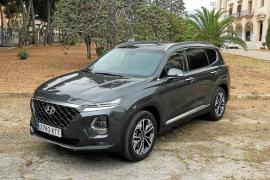 Nuevo Hyundai Santa Fe, un 'gran' SUV con virtudes de Premium