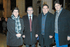 Orfeó Mayurqa ofrece un concierto en homenaje al padre Antoni Martorell