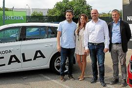 Motor Insular presentó el nuevo Skoda Scala