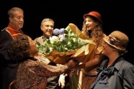 El Teatre Principal de Palma acoge el montaje 'La Xirgu: viva el Teatro'
