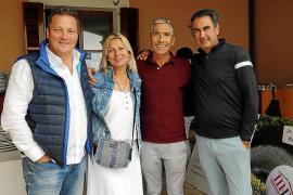 Torneo de golf del Mallorca Magazin en Alcanada