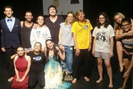 La joven creación 'La nit Canalla' en el Teatre Principal