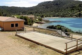 Medi Ambient reabre el refugio de Cabrera pero reduce las plazas a la mitad