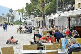 Los turistas que llegan a Baleares en invierno gastan más que hace un año