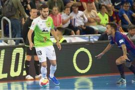 La noche más cruel del Palma Futsal