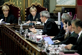 Alegato de la Fiscalía: «Lo que ocurrió en Cataluña fue un golpe de Estado»