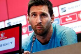 Leo Messi financiará durante dos años una investigación de leucemia infantil