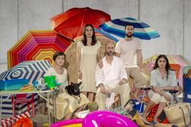 Toni Gomila y Oriol Broggi juntos para dar vida a 'Rostoll cremat' en Sa Màniga
