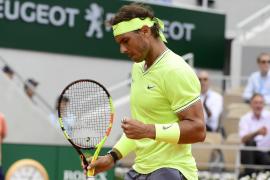 Rafael Nadal arrolla a Nishikori y se cita con Federer en las semifinales de Roland Garros