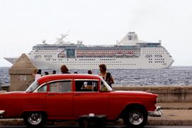 EEUU prohíbe los viajes en crucero a Cuba