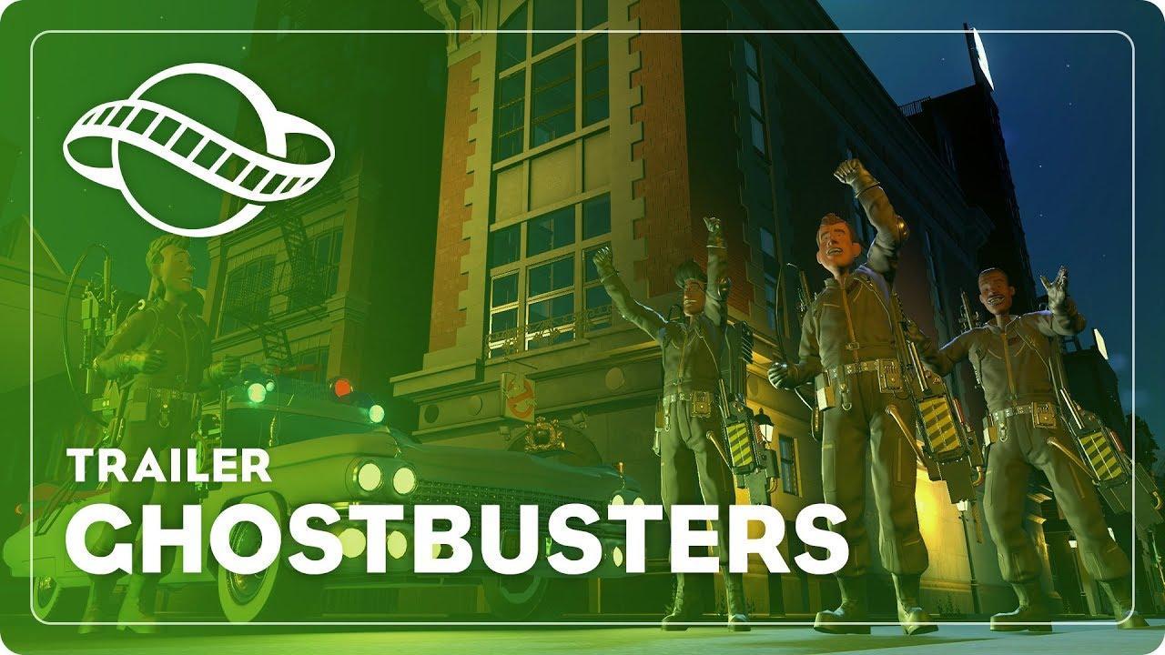 Planet Coaster: Ghostbusters ya a la venta