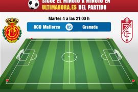 Así hemos vivido el Real Mallorca-Granada