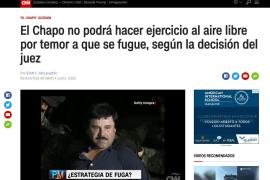 El 'Chapo' Guzmán: Estas son sus exigencias para vivir mejor en la cárcel