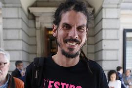 Alberto Rodríguez releva a Echenique al frente de la Organización de Podemos