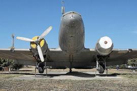 DC-3 en Son Bonet