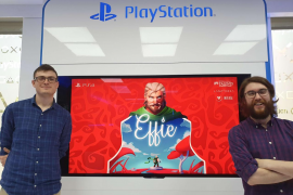 Effie ya está disponible en exclusiva para PlayStation 4
