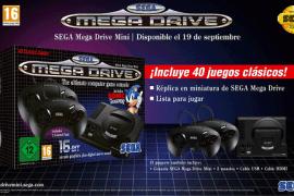 Mega Drive Mini, la lista completa de juegos