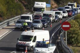 El PP: «Es una vergüenza que en cuatro años no se haya hecho nada para agilizar el tráfico en Mallorca»