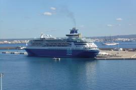 Manifiesto de entidades ciudadanas de Palma en contra «del modelo turístico de los megacruceros»