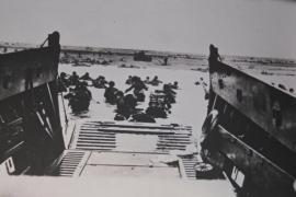 75 aniversario del desembarco de Normandía
