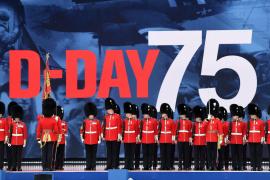 Aniversario desembarco de Normandia