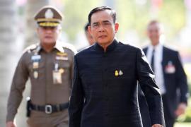 Un general golpista es elegido primer ministro por el Parlamento de Tailandia