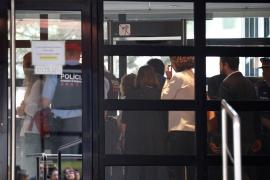 Shakira llega al juzgado evitando la puerta principal pese a la orden expresa de la juez