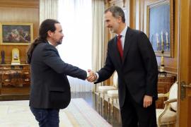 Iglesias señala que no habla con Sánchez desde hace dos semanas y dice que «no hay tiempo que perder»