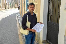 Més inicia la campaña contra el pacto puerta a puerta