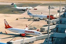 Medi Ambient pide a AENA que prevea el tranvía en la reforma del aeropuerto