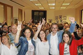 Las suspicacias entre Més y el PSIB marcan el bloqueo de la negociación